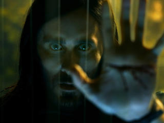 Jared Leto in Morbius Movie wallpaper