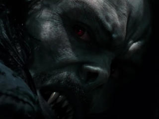 Jared Leto Morbius Movie wallpaper
