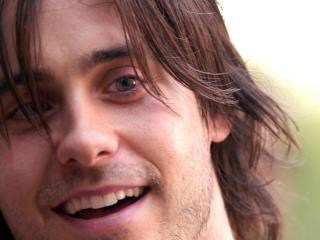 Jared Leto Smile Images wallpaper