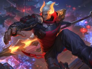 Jarvan IV League Of Legends wallpaper