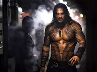 Jason Momoa Aquaman 2018 Movie wallpaper