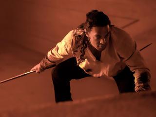 Jason Momoa as Duncan Idaho Dune wallpaper