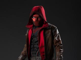 Jason Todd as Red Hood Titans Season 3 Concept Art wallpaper