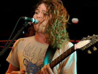 jay reatard, guitar, microphone wallpaper