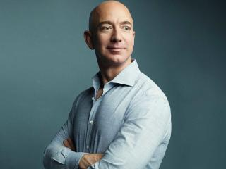 Jeff Bezos 2021 wallpaper