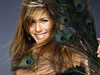 Jennifer Aniston Sweet smile wallpapers wallpaper
