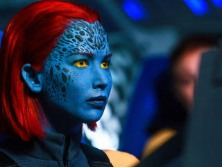 Jennifer Lawrence As Mystique In X Men Dark Phoenix 2018 wallpaper