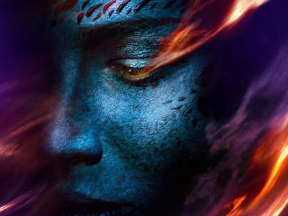 Jennifer Lawrence as Mystique X-Men Dark Phoenix wallpaper