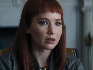 Jennifer Lawrence Don't Look Up 2021 Movie wallpaper