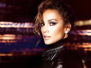 Jennifer Lopez Face 2017 wallpaper