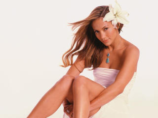Jennifer Lopez Lovely wallpaper wallpaper