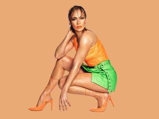 Jennifer Lopez Photoshoot 2020 wallpaper