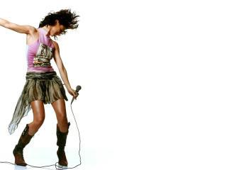 Jennifer Love Hewitt Dancing Images wallpaper
