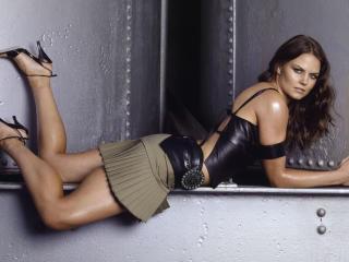 Jennifer Morrison Hot Pose Images wallpaper