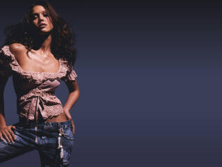 HD Wallpaper | Background Image Jessica Alba Pink T-Shirt Images
