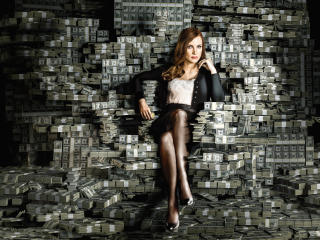 Jessica Chastain in Mollys Game wallpaper