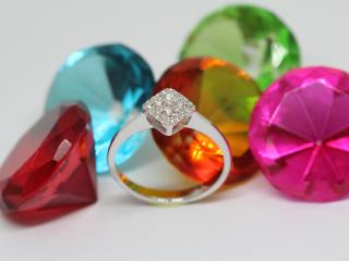 jewelry, diamond, ring wallpaper