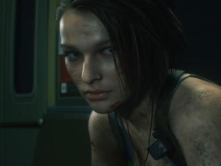 Jill Valentine Resident Evil 3 wallpaper