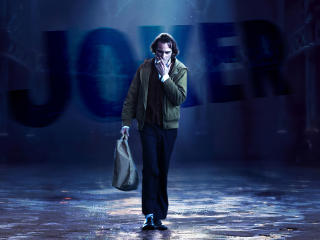 Joaquin Joker Phoenix wallpaper