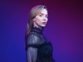 Jodie Comer In Killing Eve wallpaper