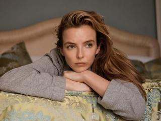 Jodie Comer Killing Eve wallpaper