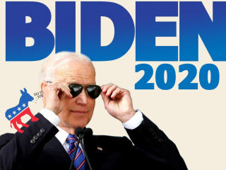 Joe Biden 2020 USA wallpaper