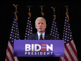 Joe Biden 4K wallpaper
