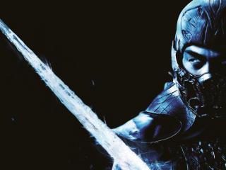 Joe Taslim Sub-Zero Mortal Kombat wallpaper