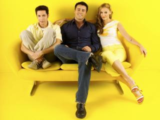 joey, joey tribbiani, gina tribbiani wallpaper