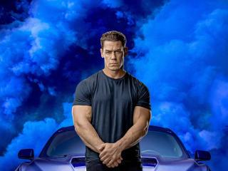John Cena Fast And Furious 9 wallpaper