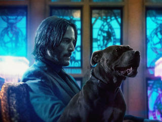 John Wick Chapter 3 wallpaper