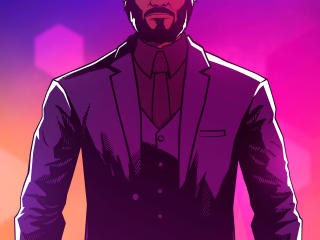 John Wick Hex wallpaper