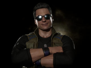 Johnny Cage Mortal Kombat wallpaper
