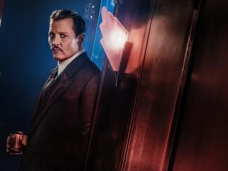 Johnny Depp From Murder on the Orient Express wallpaper