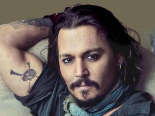 Johnny Depp New Look wallpaper