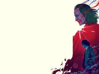 Joker 4k Movie Art wallpaper