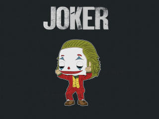 Joker Cartoon Art wallpaper