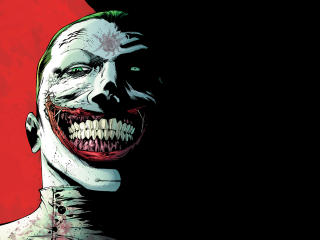 Joker DC Comic wallpaper