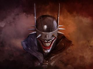 Joker Evil Smile wallpaper