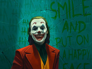 Joker Hahaha wallpaper