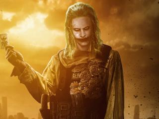Joker Jared Leto Zack Snyder's Justice League wallpaper