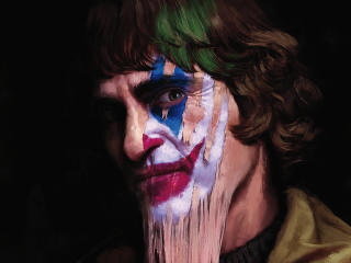 Joker Joaquin Phoenix wallpaper