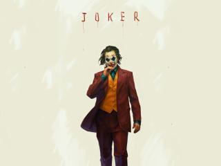Joker Legend 4K wallpaper