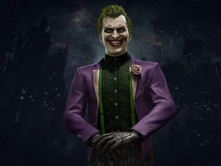 Joker Mortal Kombat 11 wallpaper