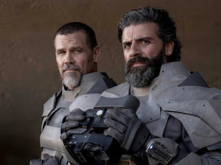 Josh Brolin and Oscar Isaac Dune wallpaper