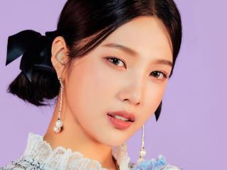 Joy Red Velvet Milky Way wallpaper