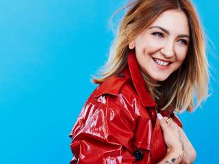 Julia Michaels For GQ Magazine wallpaper