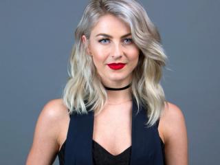 julianne hough, actress, makeup wallpaper