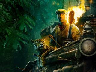 Jungle Cruise 4k wallpaper