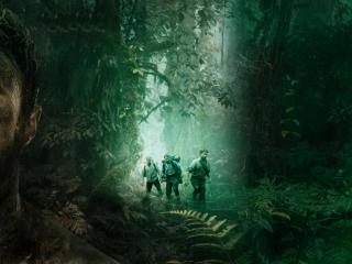 Jungle Daniel Radcliffe Movie wallpaper
